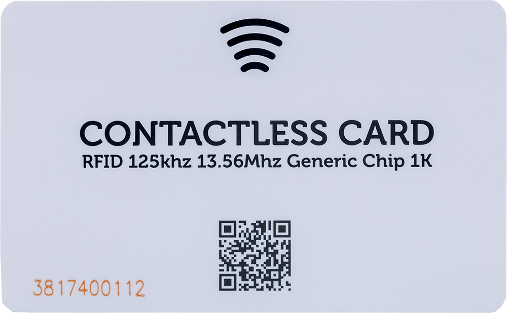 RFID – Contactless Cards